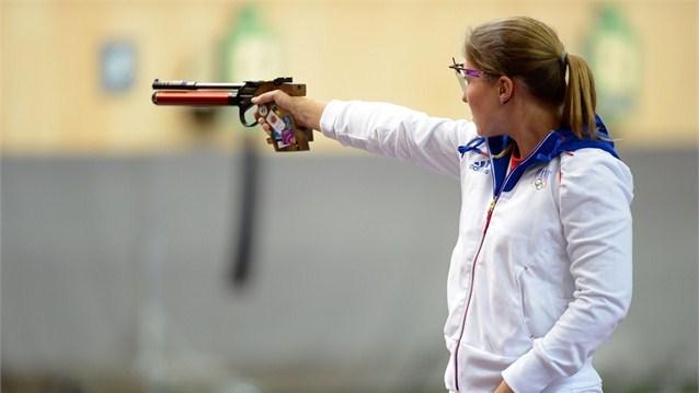 مسابقات زنان در تیر اندازی المپیک لندن 2012