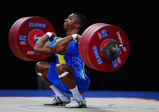 وزنه برداری المپیک 2012 لندن