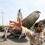 سقوط هواپیمای تهران طبس